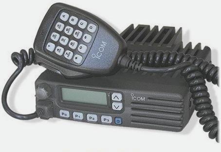ICOM IC-F110 автомобильная VHF (146-174 МГц)